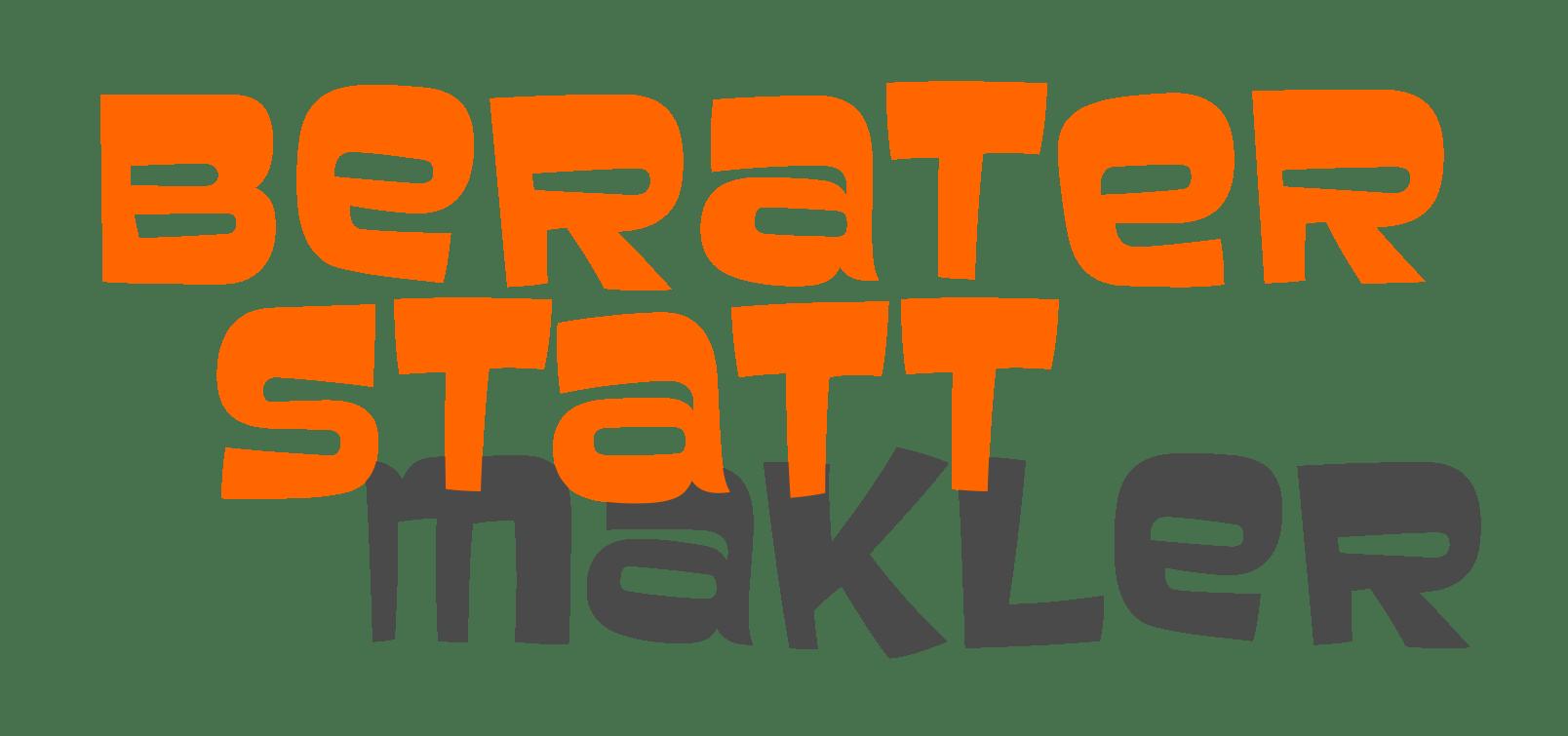 Berater Statt Makler